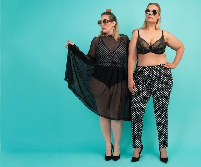 שבוע האופנה למידות גדולת 2017. שמלות למידות גדולות שמלות פלאס סייז, שמלות ערב, efifo, אתר אופנה