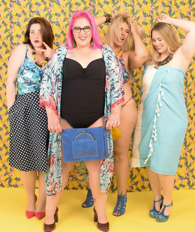 שבוע האופנה למידות גדולת 2017. שמלות למידות גדולות שמלות פלאס סייז, שמלות ערב, efifo, אתר אופנה -