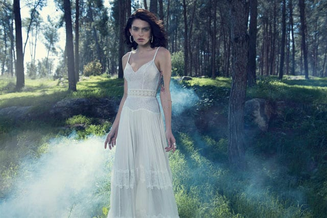 שמלת כלה של READY2WEDD בעיצוב אוהד את נורי. 5.500 שקל במקום 7000 שקל. EFIFO אתר אופנה, צילום: חיים כהן