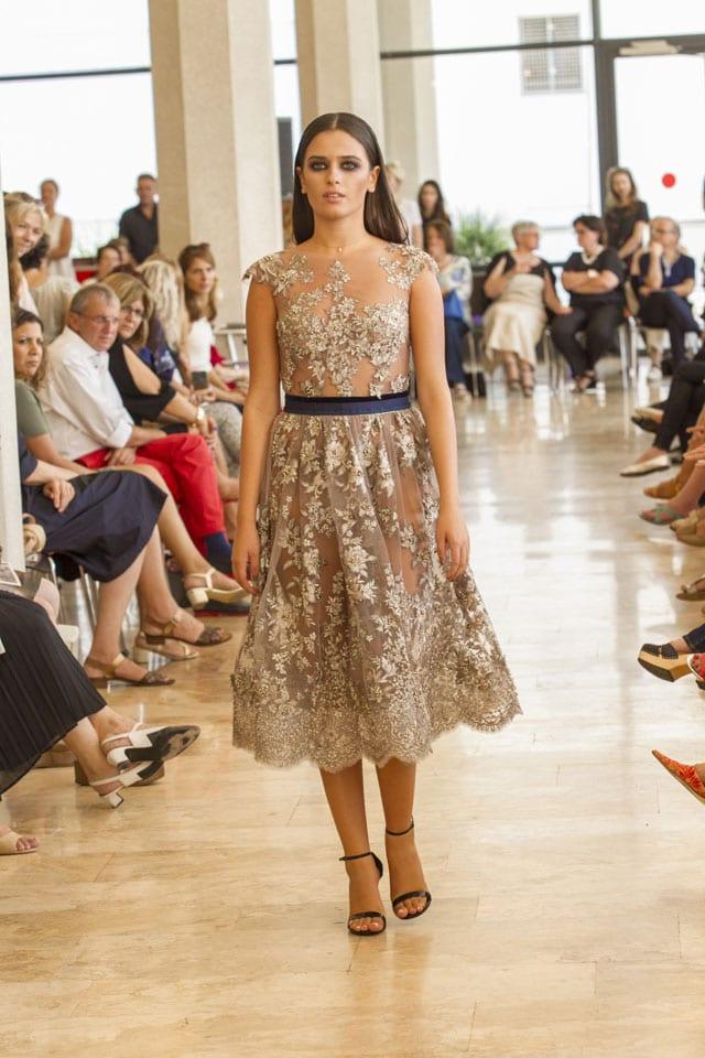 שמלת נשף פרום של רזיאלה. 3,500 שקל. צילום: רפי דלויה, סטייל, טרנד, fashion, efifo, prom, אתר אופנה, קניות בגדים באינטרנט