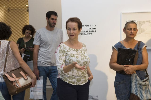 EFIFO מגזין אמנות. ראיון עם האמנית הבינלאומית אינגה פונר קוקוס-25