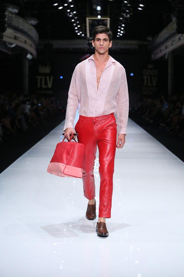 שבוע האופנה 2015: שי שלום. -14