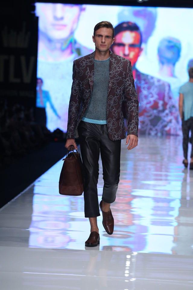 שבוע האופנה 2015: שי שלום. -25