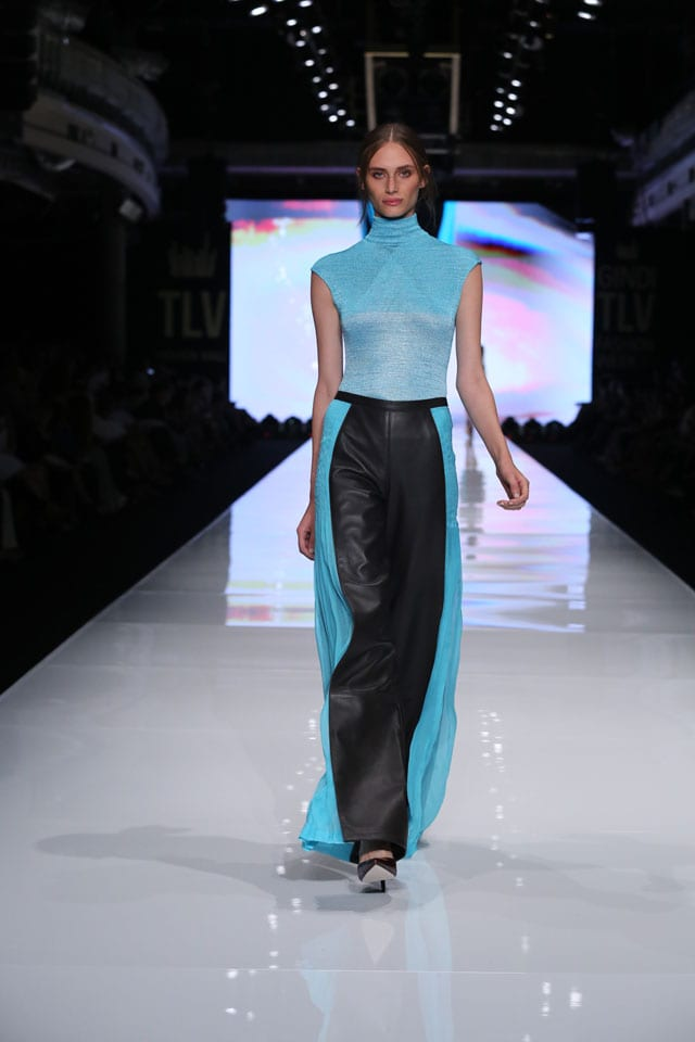 שבוע האופנה 2015: שי שלום. 30