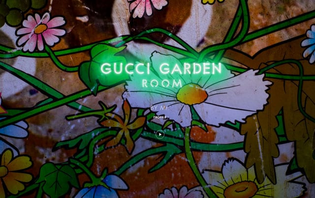 GUCCI 4 ROOMS-8