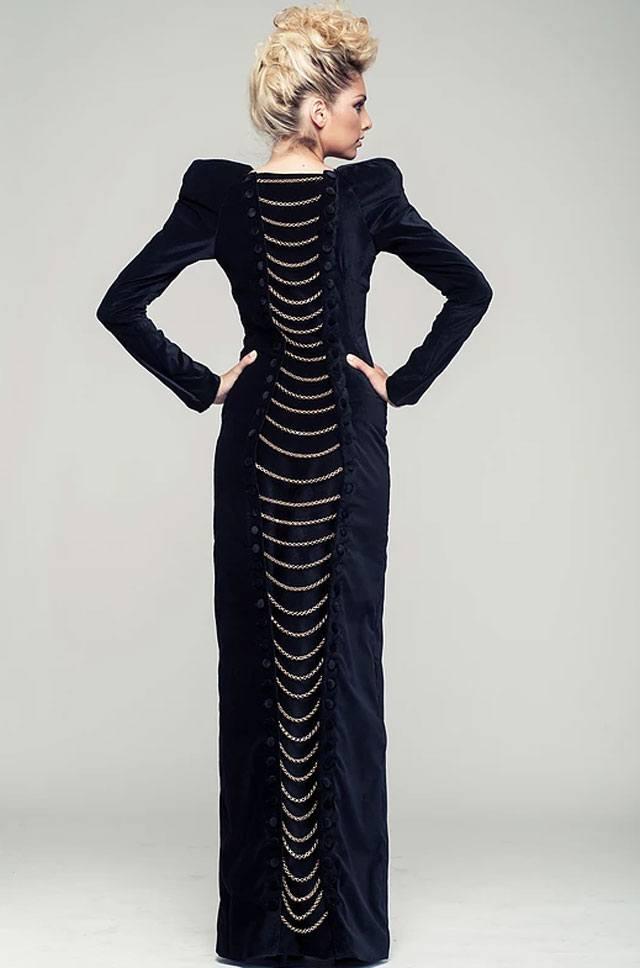 אופנת נשים: רותם קשני מעצבת שמלות מכל הלב-9