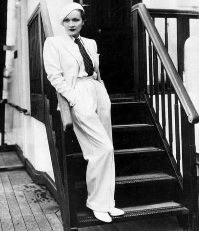 מרילין דיטריך. צילום: פינטרסט
