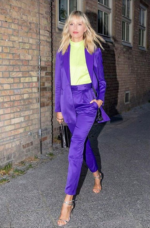 בצילום: קרולינה קורקובה. בלוגרית אופנה וזמרת בריטית. צילום: אינסטגרם