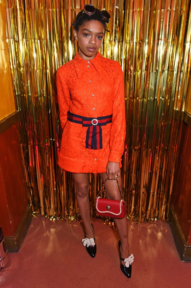 Selah Marley, EFIFO, גוצ׳י, GUCCI, ALESSANDRO MICHELE'S, Soul Scene, TREND, STYLE, FASHION,