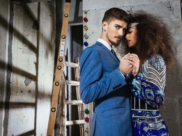 מגזין אופנה: עדן סבן חוגגת סילבסטר באח הגדול, צילום: Michael Shapochnic&Rafael Levy-8