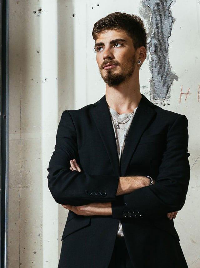 מגזין אופנה: עדן סבן חוגגת סילבסטר באח הגדול, צילום: Michael Shapochnic&Rafael Levy-4