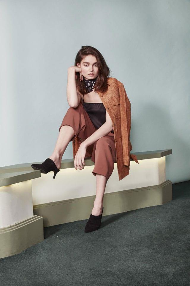 Sol Sana, להשיג באתר www.aka-online.co.il ובחנויות אופנה ונעליים נבחרות. צילום: ליז סמית׳סון
