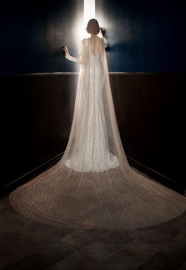 שמלת כלה של גליה להב. 2017-18. צילום: יח״צ