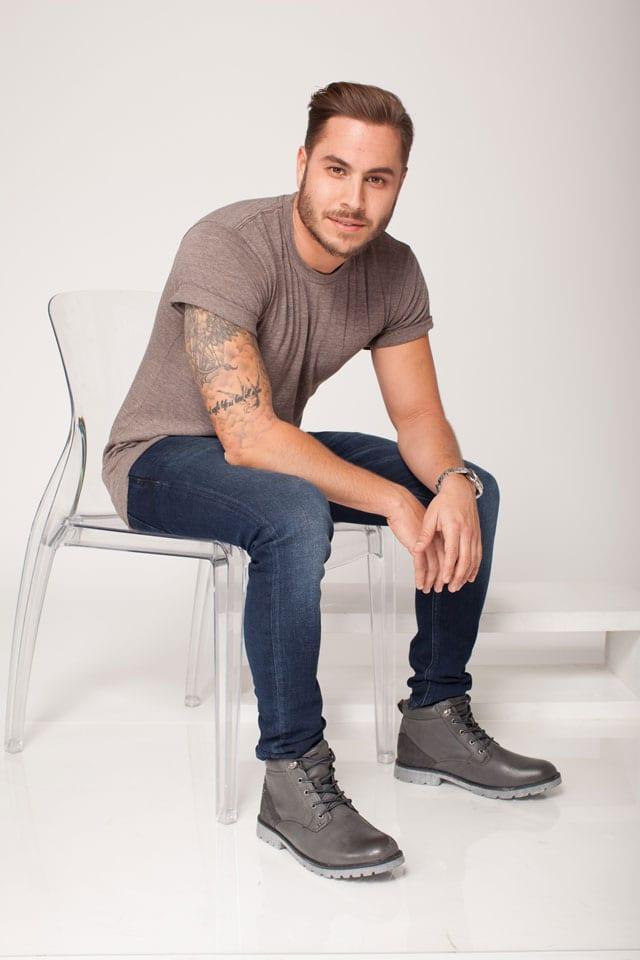 מגזין אופנה: טום אביב המאסטר שף של ישראלנבחר להוביל את הקו הגברי והצעיר של רשת נעלי TOGO-2