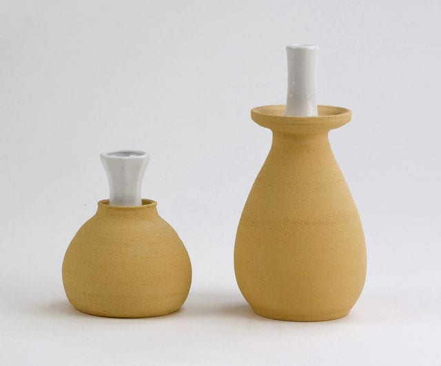 Ceramic Design from Israel: Techno .Logical Vessels-2