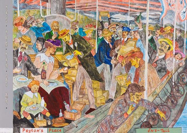 מגזין אמנות. מוזיאון תל אביב לאמנות: ״אני ציירים״. תערוכה חדשה ליאיר גרבוז-3