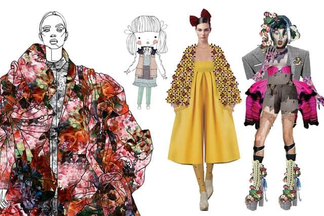 שנקר, המחלקה לעיצוב אופנה בשנקר מחזור 2018