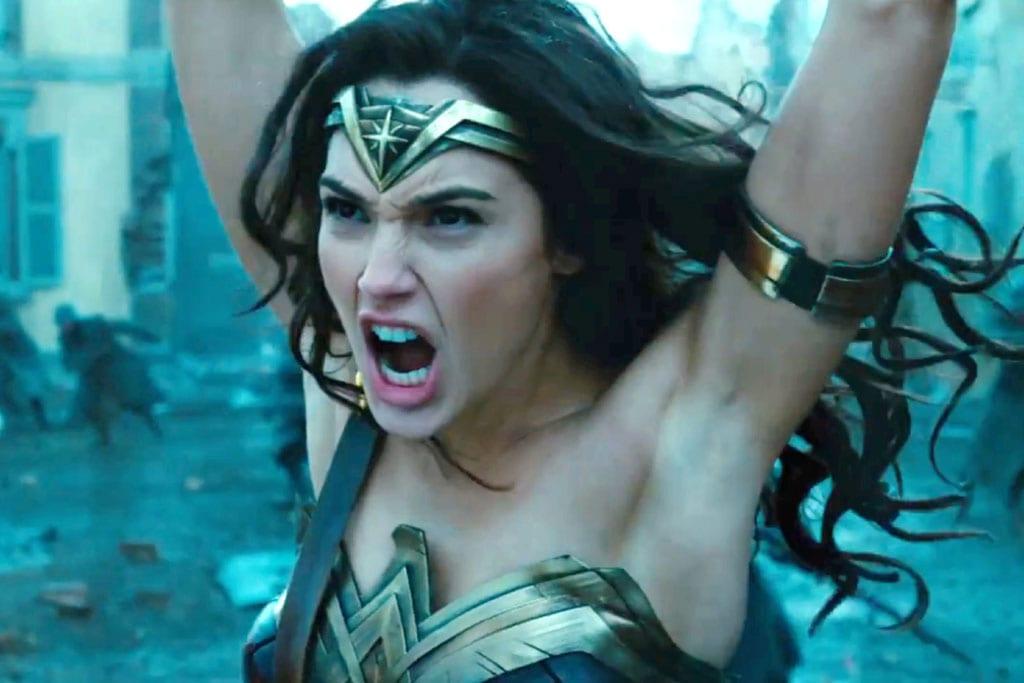 בצילום: גל גדות כוכבת ״וונדר וומן״, Wonder Woman, גל גדות, Gal Gadot. הצילום באדיבות: warnerbros