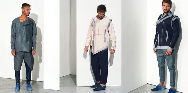 EFIFO מגזין אופנה. סיון לוין, 29, מעצבת אופנת גברים: SOLOCHROME-1