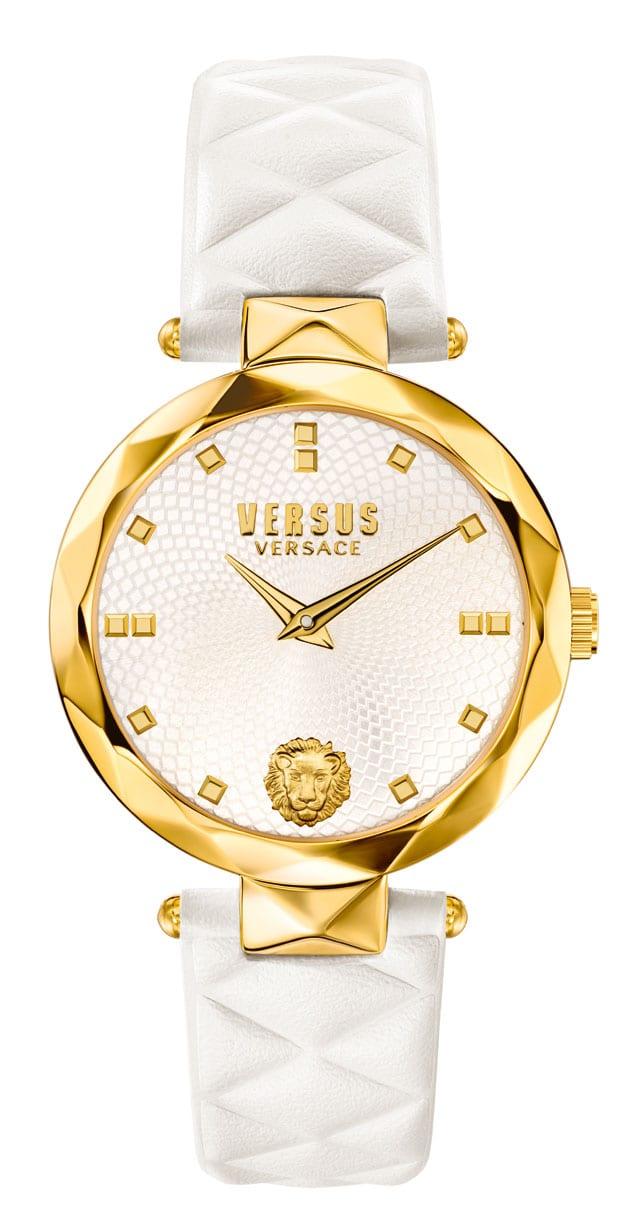 שעון יד לבן של VERSUS VERSACE. מחיר: 699 שקל. צילום: יח״צ