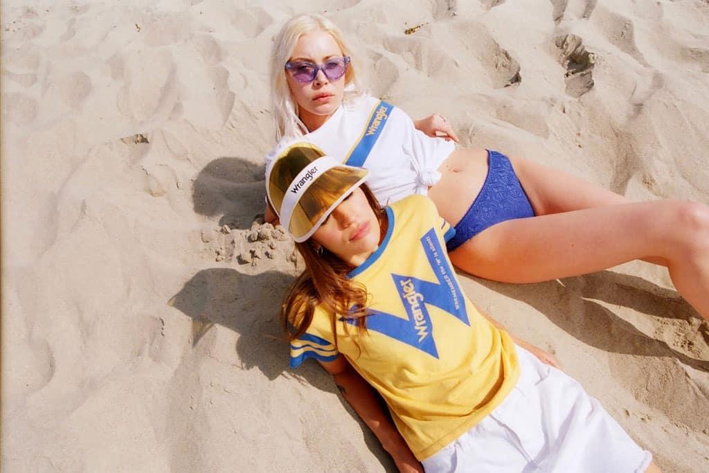 ביקיני של Wrangler, חולצה של רנגלר, מגזין אופנה, מגזין אופנה ישראלי, Efifo, Fashion, Fashion Magazine, אופנה