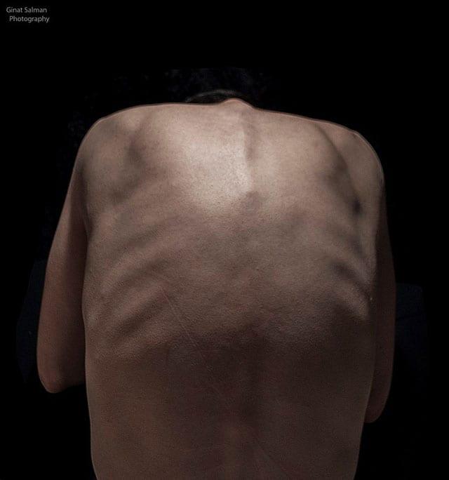 מגזין אמנות, Dying Sun - פרויקט הגמר של גינת סלמן