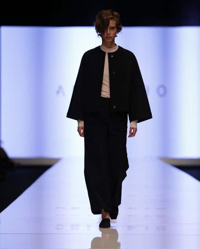 שבוע האופנה תל אביב. עדי בנג'ו. צילום: אבי ולדמן -3