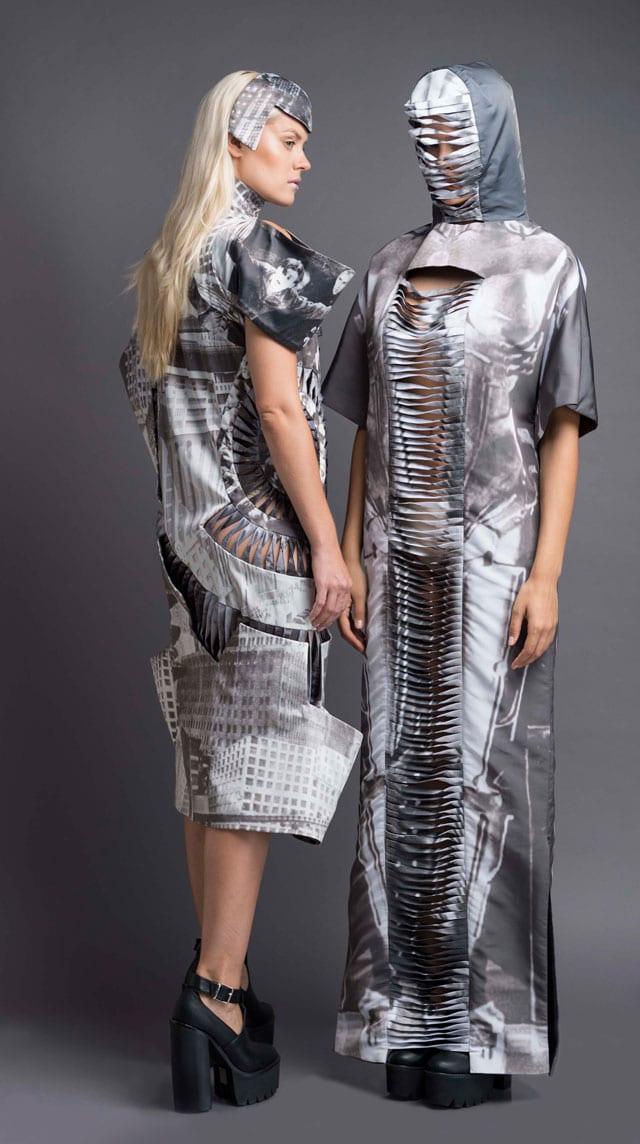 בצילום: יולי קופיט. Art To Wear. המרכז האקדמי ויצו חיפה - 3