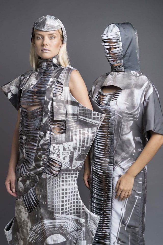 בצילום: יולי קופיט. Art To Wear. המרכז האקדמי ויצו חיפה - 1