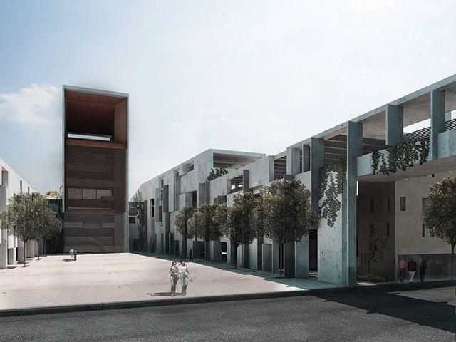 אדריכלות אוניברסיטת אריאל-4