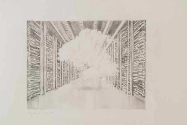 EFIFO מגזין אמנות. ראיון עם האמנית הבינלאומית אינגה פונר קוקוס-19