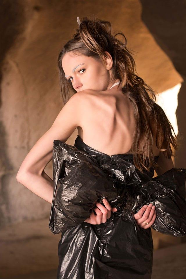 Women Fashion: cave lady by Daphna Stern, EFIFO, אתר אופנה, מגזין אופנה - 2