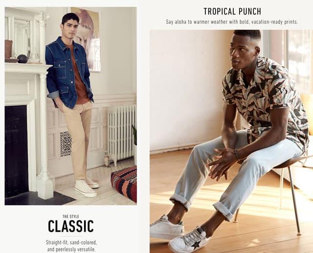 eastdane. אתר קניות לגברים. Efifo - מגזין האופנה של ישראל