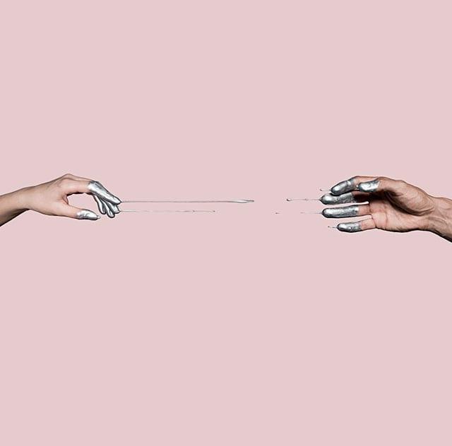 בתמונה: מתוך TEXTURES - תערוכה משותפת להילה אלקיים (צילום ואיפור) וירין שחף (איפור וארט)-4