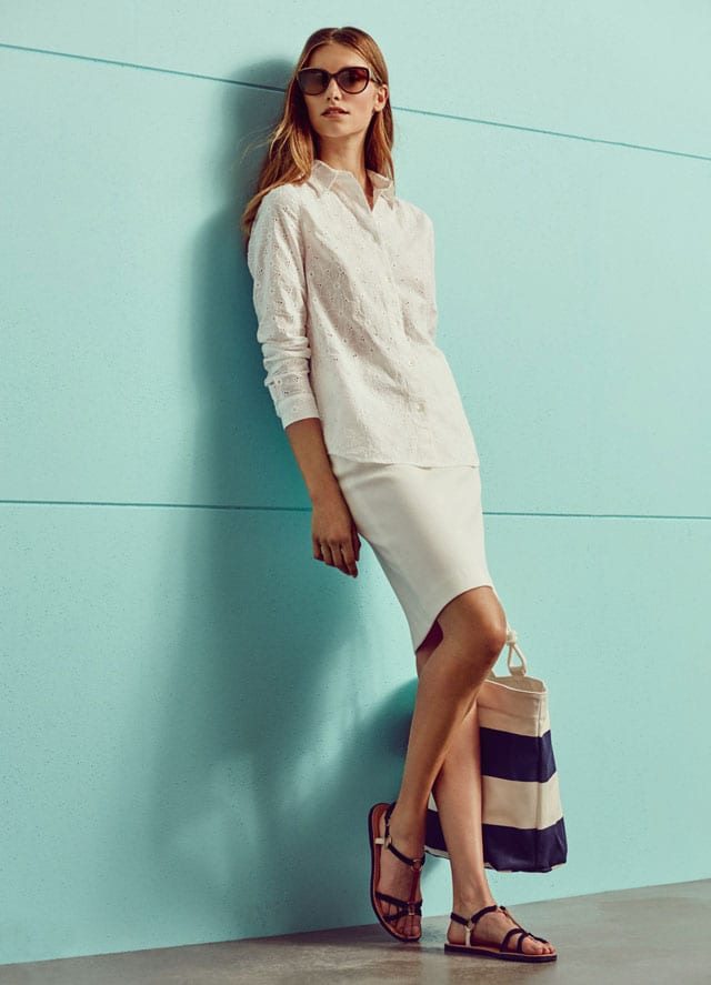 gant - בגדי נשים - טרנדים - סטייל - אופנת נשים - Fashion - אופנה ישראלית