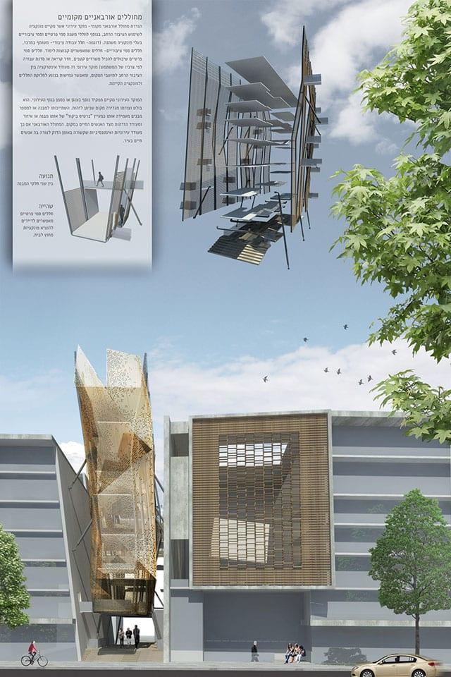 אדריכלות אוניברסיטת אריאל