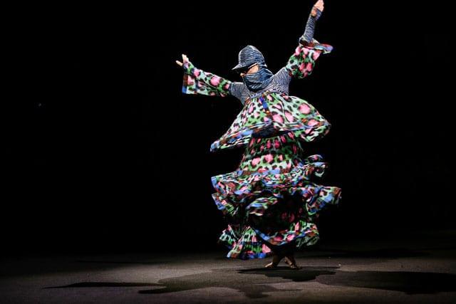 הושקה קולקציית KENZO x H&M באירוע נוצץ שכלל הופעה של הראפר Ice Cube3