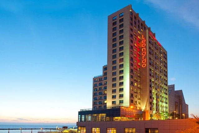 מלון לאונרדו חיפה-1