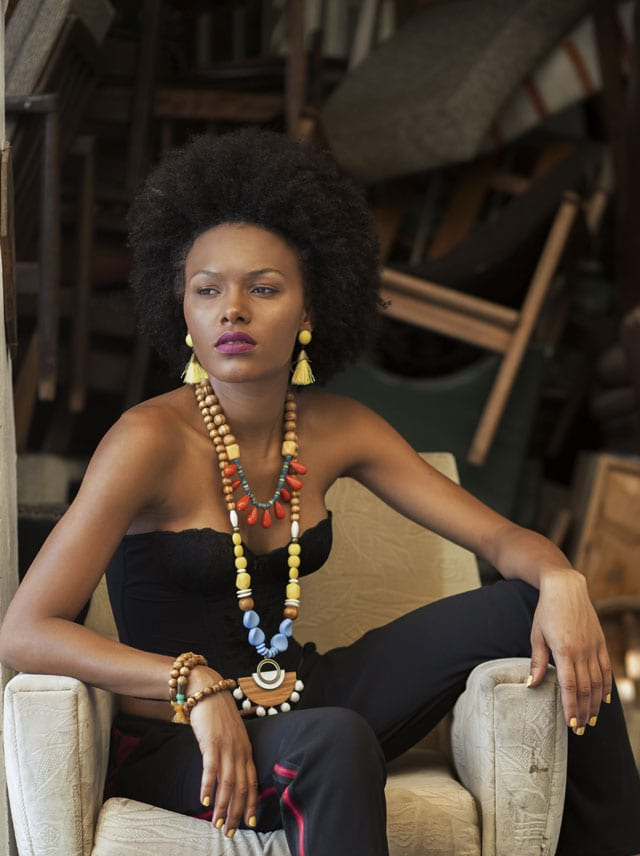 מגזין אופנה, Copacabana-1
