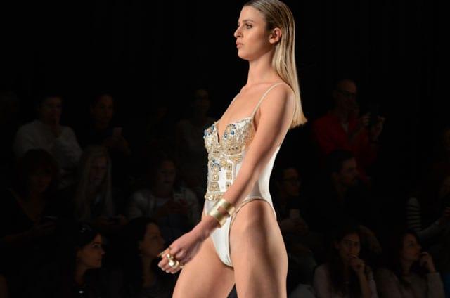 גוטקס בשבוע האופנה גינדי תל אביב 2017-18
