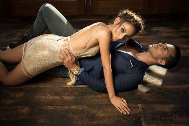 EFIFO מגזין אופנה. מלכת הנצנצים. עיצוב אופנה: עובד כהן, צילום: דביר כחלון