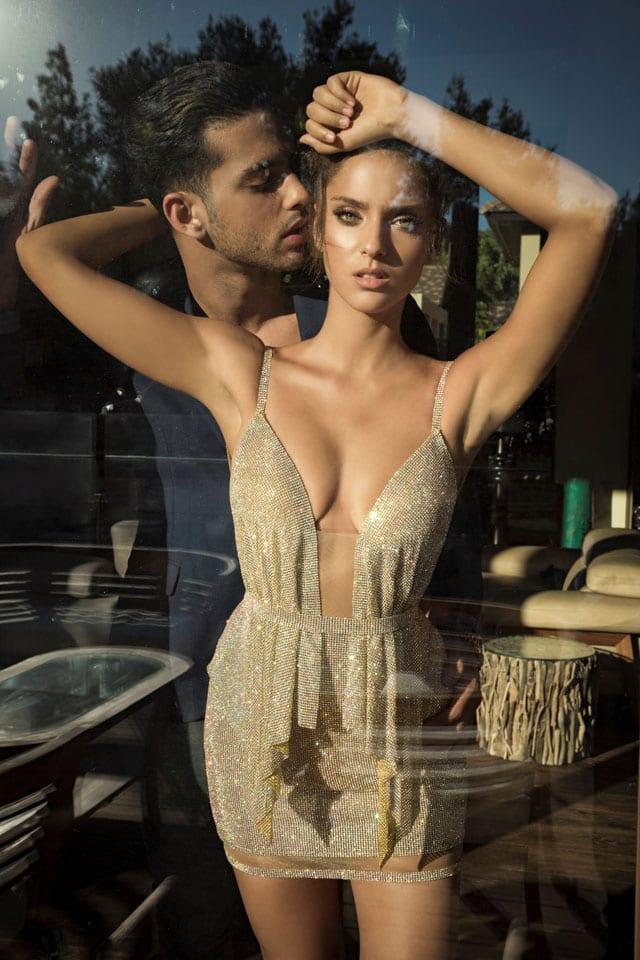 EFIFO מגזין אופנה. מלכת הנצנצים. עיצוב אופנה: עובד כהן, צילום: דביר כחלון-2