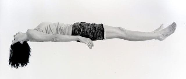 סמאח שחאדה שוכבת, 2014 , עיפרון על נייר צילום יגאל פארדם-1