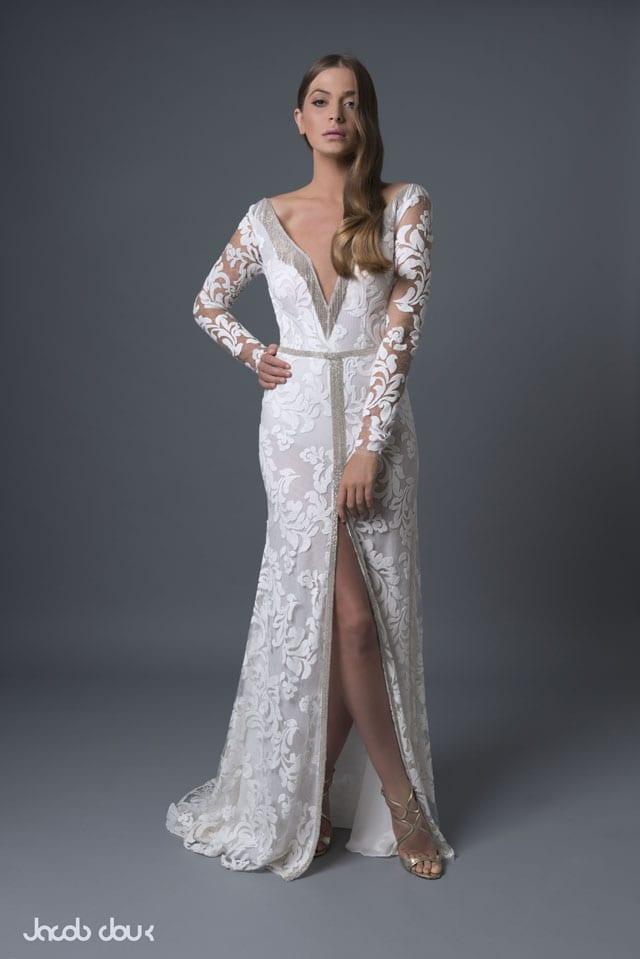 שמלות כלה של המעצב יעקוב דוק-28
