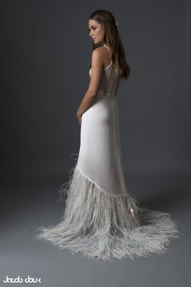 שמלות כלה של המעצב יעקוב דוק-7