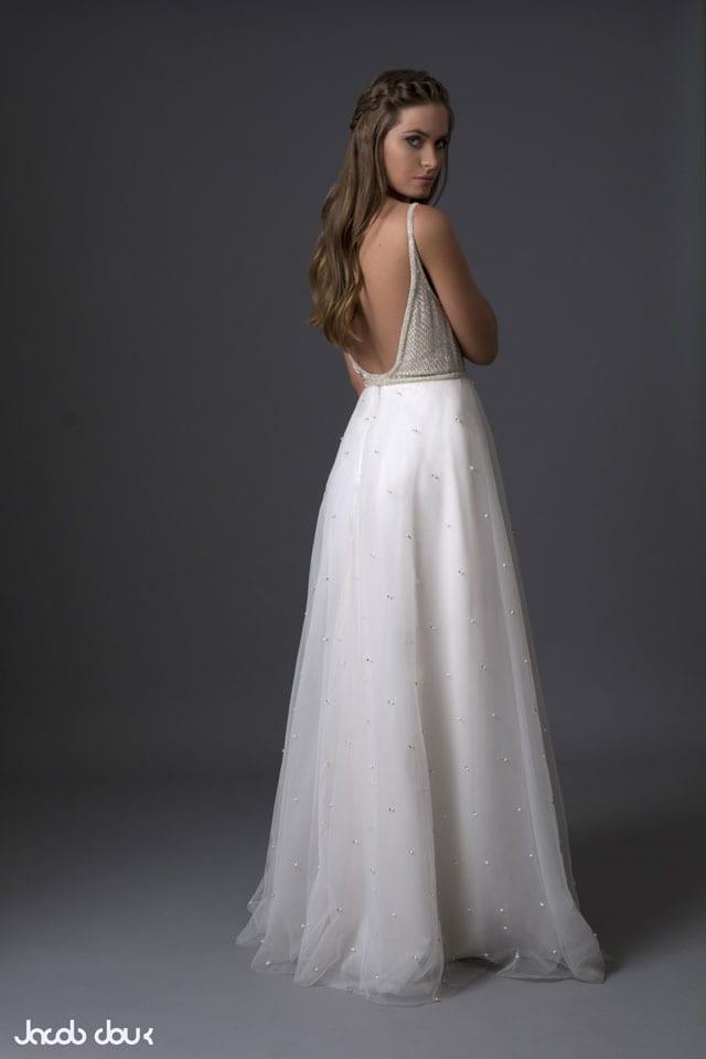 שמלות כלה של המעצב יעקוב דוק-5