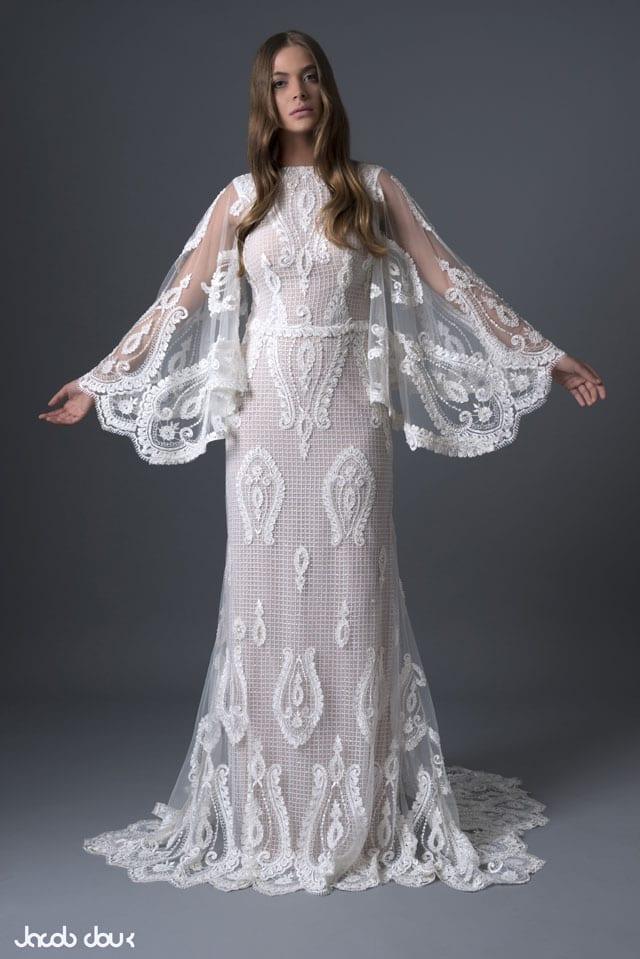 שמלות כלה של המעצב יעקוב דוק-26