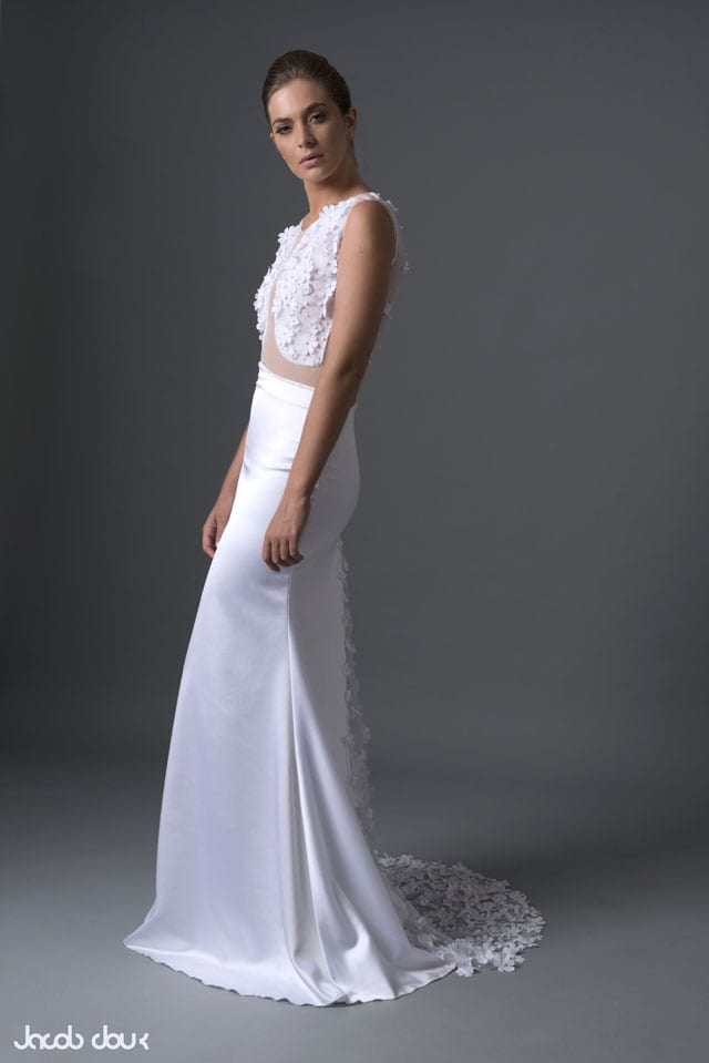שמלות כלה של המעצב יעקוב דוק-22