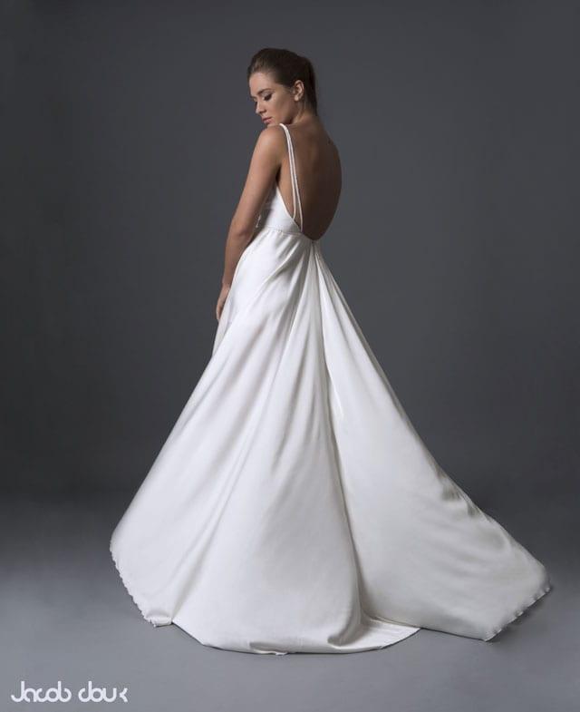 שמלות כלה של המעצב יעקוב דוק17