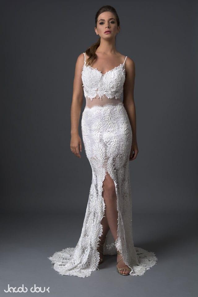 שמלות כלה של המעצב יעקוב דוק16